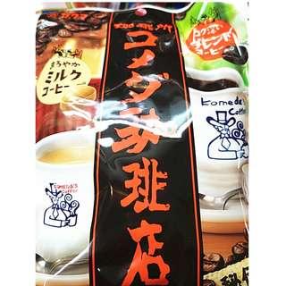 🚚 日本 佐久間米田咖啡糖75g