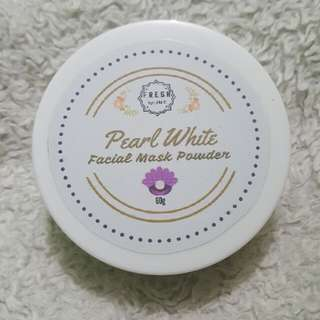 Facial Powder Mask