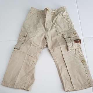 (2nd item 30% off) OshKosh Kids Cargo Pants (Khaki)