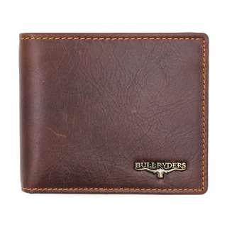 BULL RYDERS Genuine Leather Wallet BWEM-80207