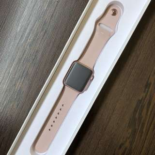 Apple Watch Series 1 Rose Gold