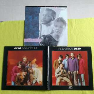 2LP. BEACH BOYS/BEBE & CECE. 20/20/winans. ( Buy 1 get 1 free ) Vinyl record