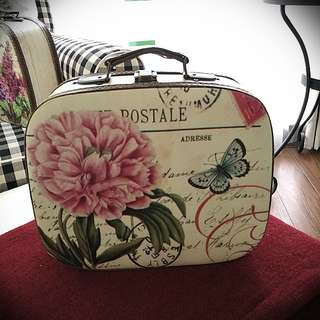 Vintage box peony. Self Pick up