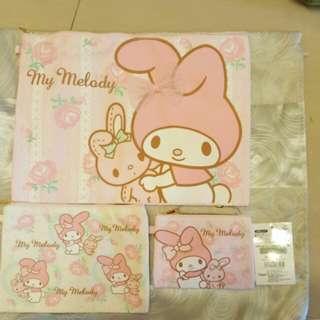 Melody 袋仔(3件)