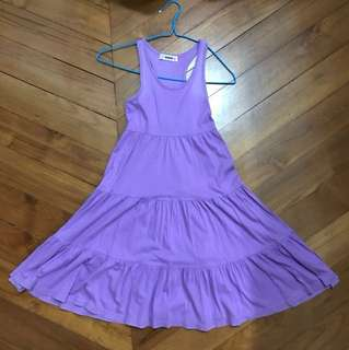[PRICE REDUCED] fox kids maxi dress‼️