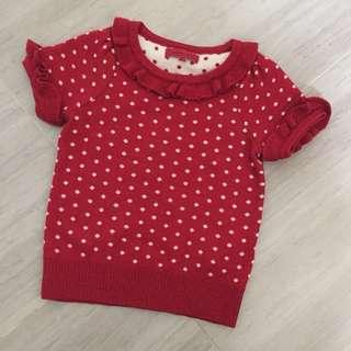 Nicholas & bears knit top