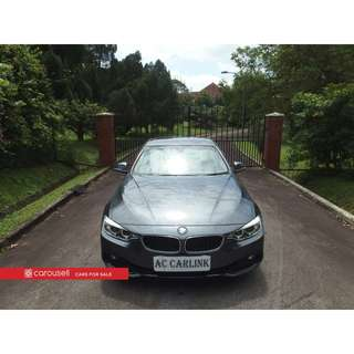 BMW 4 Series 428i Coupe Sport