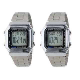 Casio Original Couple Watch (Buy 1 Take 1)