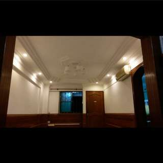 1 Masterbed Room + Living Rm + Kitchen For Rent