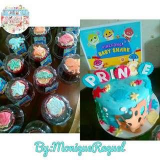 Cakes & Cupcakes (See Description)