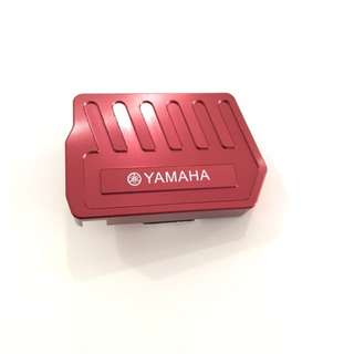 YAMAHA CB190 CB400 BRAKE PEDAL ENLARGE RED