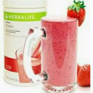 Herbalife Wildberry Shake