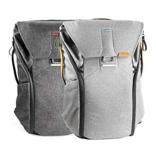 Peak Design Everyday Backpack 30L (Charcoal or Ash) – Large