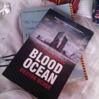 Blood Ocean book