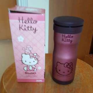 Hello kitty 保溫/保冷壺