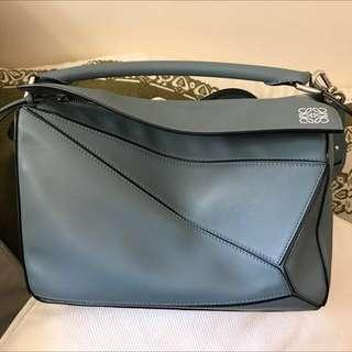 💯 Real Loewe Puzzle Bag