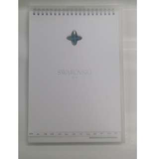 SWAROVSKI 2018月曆 有一粒水晶在內