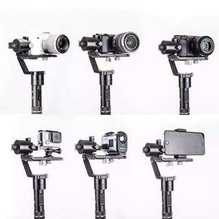 Zhiyun-Tech Crane-M 3-Axis Handheld Gimbal Stabilize