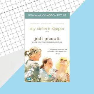[CLEARANCE] Jodi Picoult Sister's Keeper