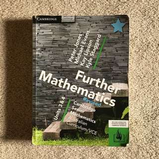 Further mathematics