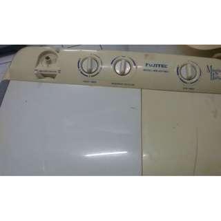 Fujitec Mesin Cuci Dua Tabung WM-8507 MS1