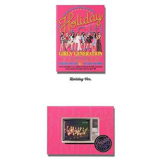 SNSD Holiday Night Album
