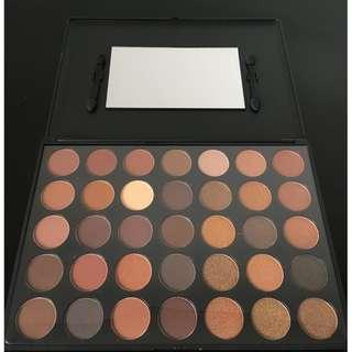 美國 Kara 35色眼影盤ES13 Eyeshadow Palette #Morphe Dupe#