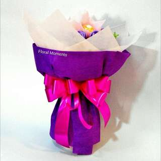 Flower Bouquet (out of stock currently)