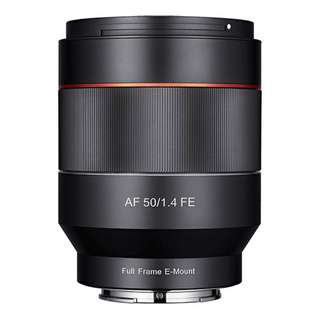 🚚 Samyang AF 50mm f1.4 FE Lens for Sony Full Frame E mount Camera *NEW*