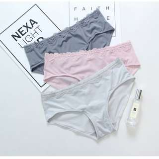 Seamless Panty 4pcs!