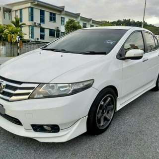 HONDA CITY 1.5(A) E SPEC VTEC 2014