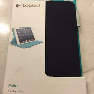 LOGITECH iPad Mini Case USED 平板殼