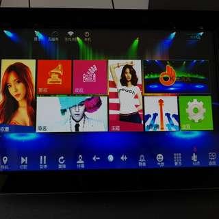 "Okara MMP-8000 Multi Media Player(with 4TB Empty Hard Disk) & 19"" Touchscreen Monitor"