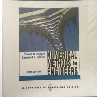 Numerical Method for Engineers