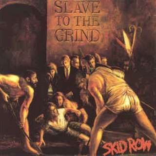 Skid Row ‎– Slave To The Grind CD Brand New Sealed USA Get The F Out Song Inclusive