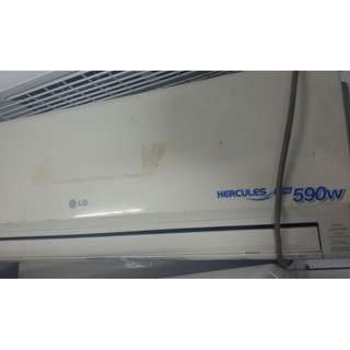 LG Air Conditioner 1 PK S09LPBX-R