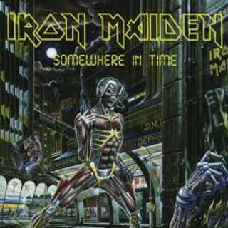 Iron Maiden - Somewhere in Time CD Brand New Sealed Enhanced CD