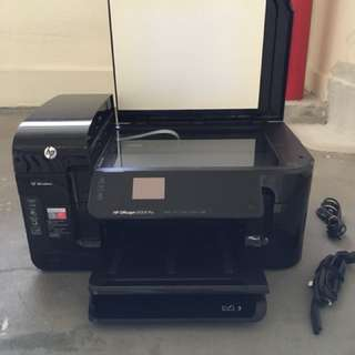 HP Wireless Printer All-in-one