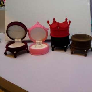 皇冠戒指盒PRINCESS