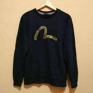 EVISU crewneck/sweatshirt