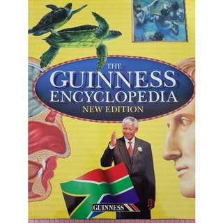 THE GUINNESS ENCYCLOPEDIA (Moving House Sales)