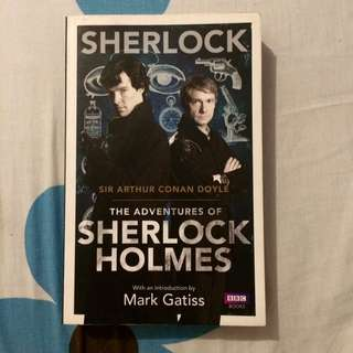 THE ADVENTURES OF SHERLOCK HOLMES BBC
