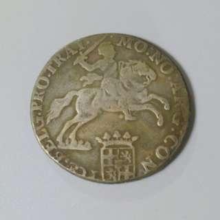 1791年 荷蘭 烏得勒支 銅幣