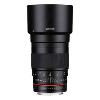 Samyang 135mm f2 AS IF UMC Lens (Canon, Nikon AE and Sony E Mount) *NEW*