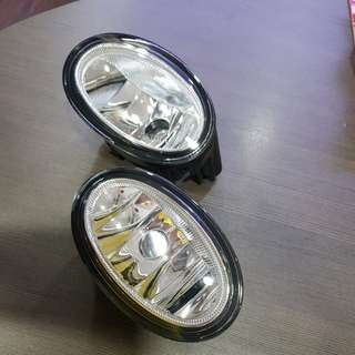 Honda Vezel Fog light replacement