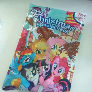 My Little Pony Christmas pack