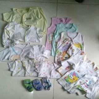 Baju Bayi Harga Take All