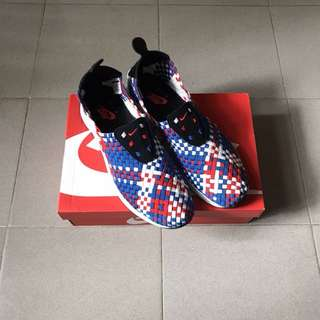 Nike Air Woven 法國色 US11