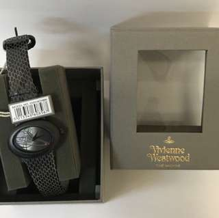 Vivienne Westwood watch new with tag and box