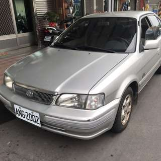 Toyota Tercel 2002 1.5 58000 0977366449 line:a0977366449